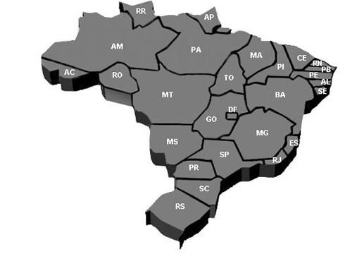 A Semtrab possui uma rede credenciada em todo o território nacional